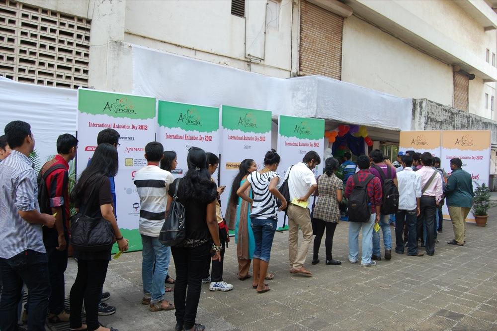 IAD 2012 Mumbai