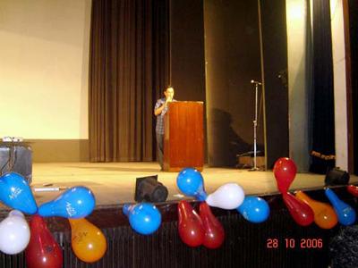 IAD 2006 Kolkata