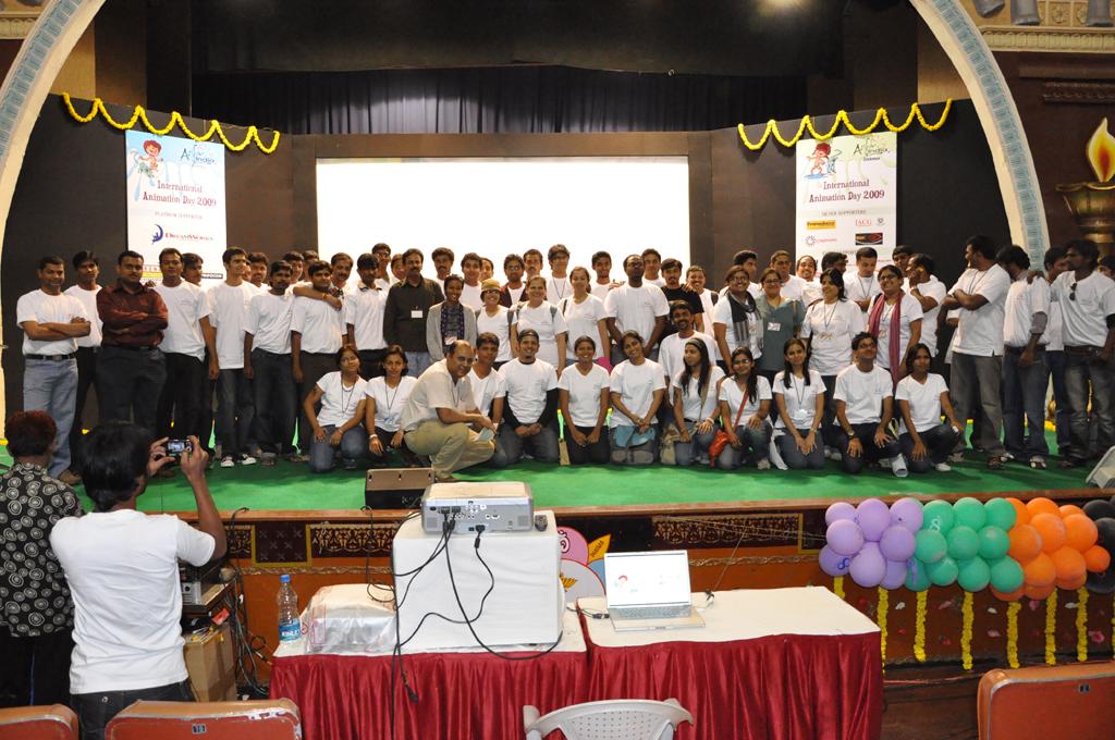 IAD 2009 Hyderabad