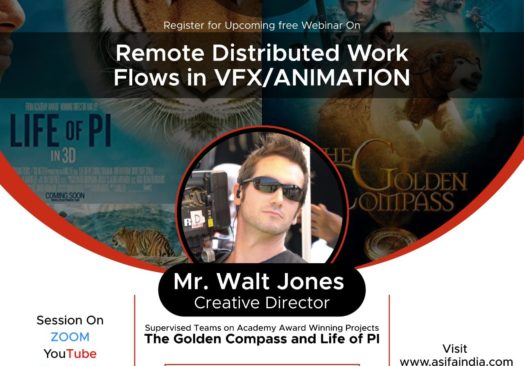 e-CG MEETUP 1: Remote Distributed Work Flows in VFX / Animation