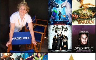 "Creative Career Longevity"" with Producer and Executive BONNIE ARNOLD"
