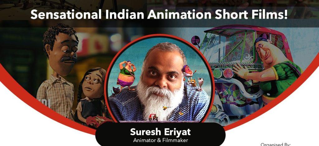 e-CG MEETUP 5 : Indian Animation Short Films go Global!
