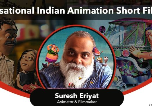 e-CG MEETUP 5 : Indian Animation Short Films go Global!