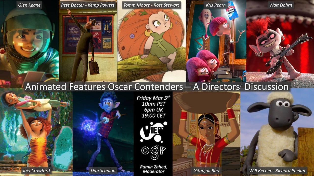 Animated Features Oscar Contenders